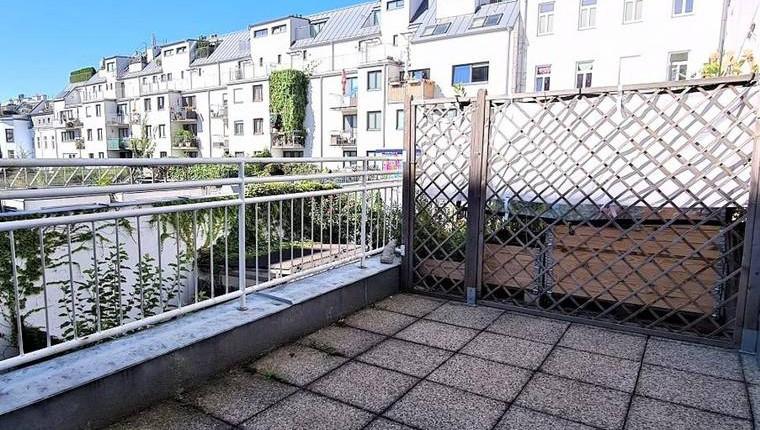 TOPGELEGENHEIT!! U3-Nähe! Sonnige 23 m2 Neubau-Garconniere mit 13 m2 Terrasse
