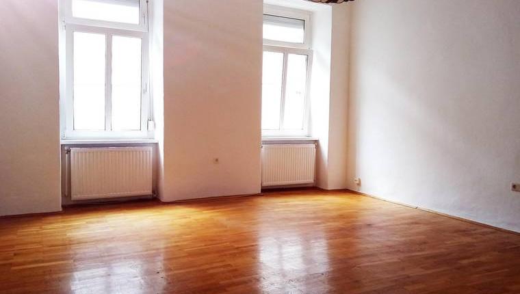 UNTER 500€: Nahe Westbahnhof: Zentrale Wohnung mit Gartenblick, UNBEFRISTET, PROVISIONSFREI