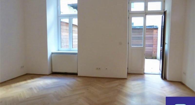 Schöne Kleinwohnung mit Terrasse 1200 Wien