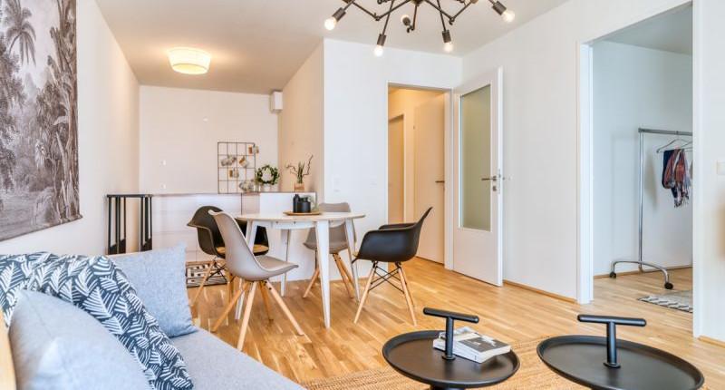 ERSTBEZUG: 2 Zimmer mit Balkon PROVISIONSFREI