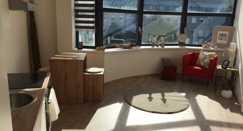 Provisionsfreie 1-Zimmer-Wohnung in Meidling