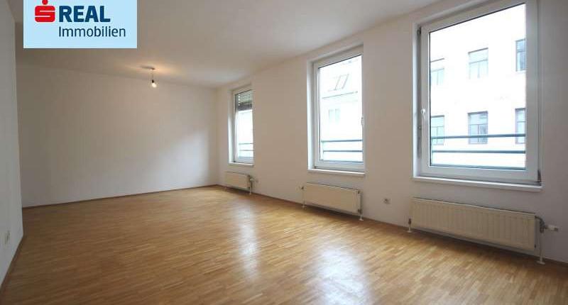 Offen geschnittene Kleinwohnung in Top-Lage 1030 Wien