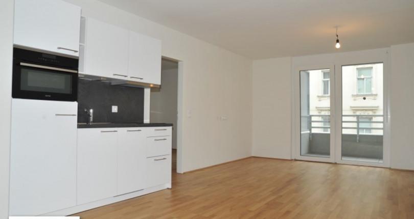 Moderne 2-Zimmer-Wohnung mit Balkon in 1150 Wien