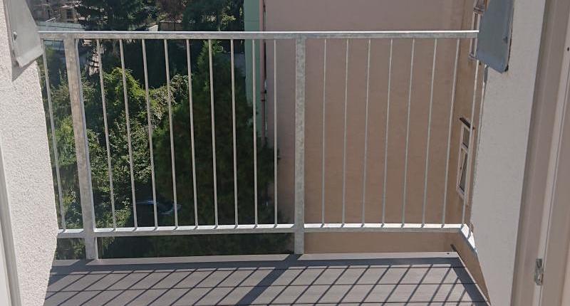Unbefristete 1-Zimmer-Wohnung mit Balkon in Meidling