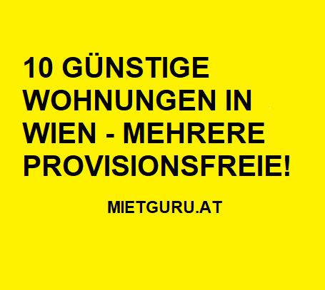 10 tolle Wohnungen unter 700 Euro Miete pro Monat in Wien