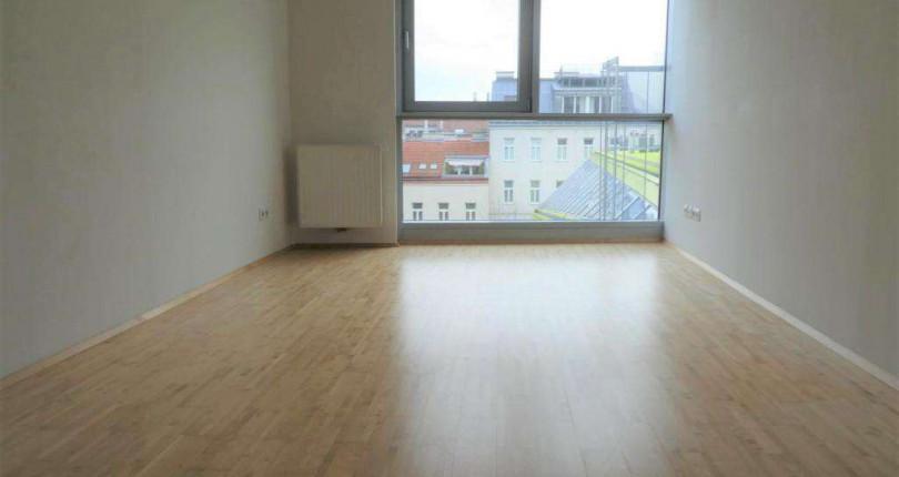 1070: HOFSEITIG UND RUHIG! Schöne Neubauwohnung im Architektenhaus