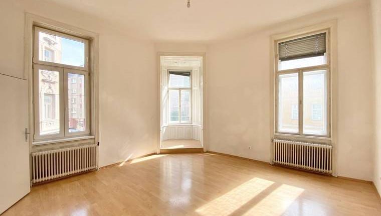 PREISHIT: Helle 3 Zimmer Wohnung mit Erker