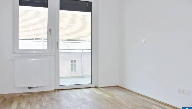 Neue, sehr helle 2 Zi. Wohnung mit Balkon