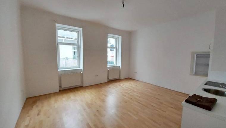 Helle 2 Zimmer Wohnung zum fairen Preis