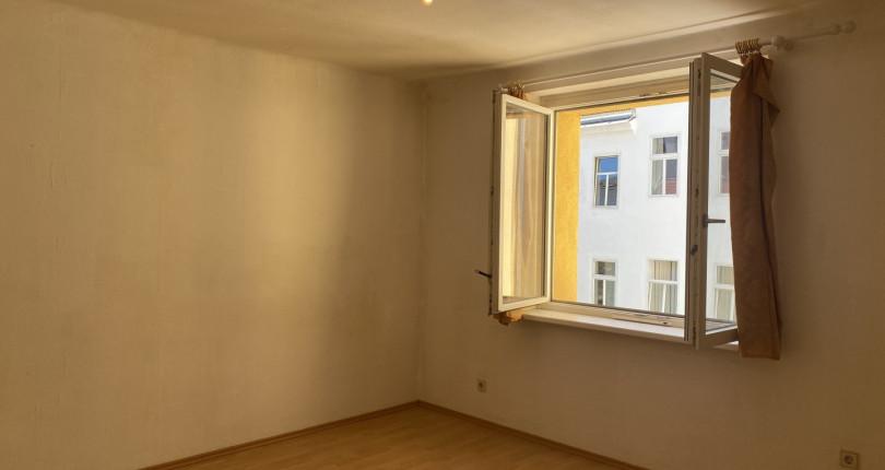 1-Zimmer-Wohnung für nur 412 Euro Miete pro Monat