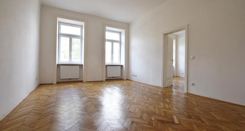 UNBEFRISTETE 2-Zimmer-Altbauwohnung in der Josefstadt