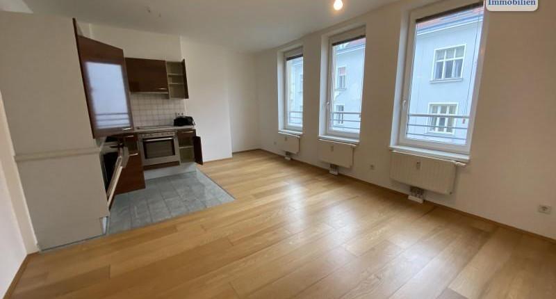 Helle 2-Zimmer-Neubauwohnung in 1150 Wien