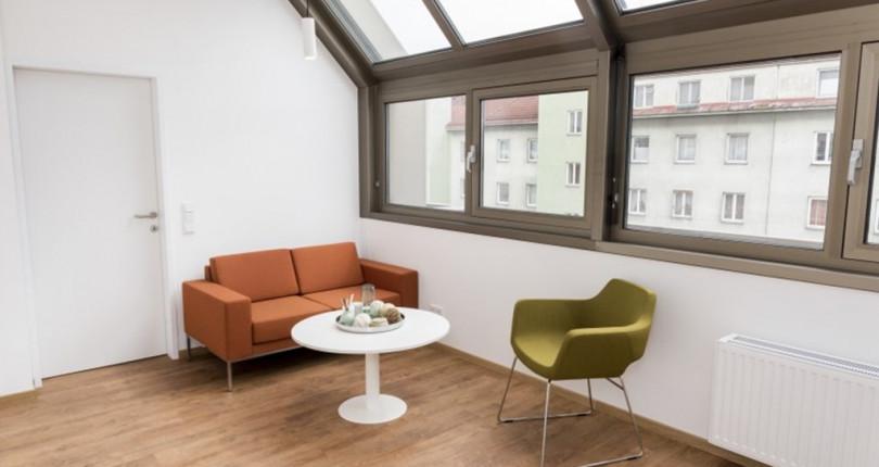 Provisionsfreie 2-Zimmer-Dachgeschoßwohnung in Meidling