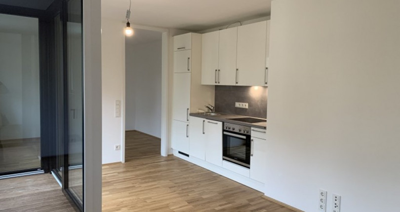 2-Zimmer-Erstbezugswohnung mit Loggia in Ottakring