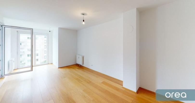 Hochwertige 2-Zimmer-Mietwohnung mit Loggia in Ottakring