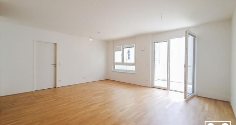 2 Zimmer Neubauwohnung mit super Anbindung