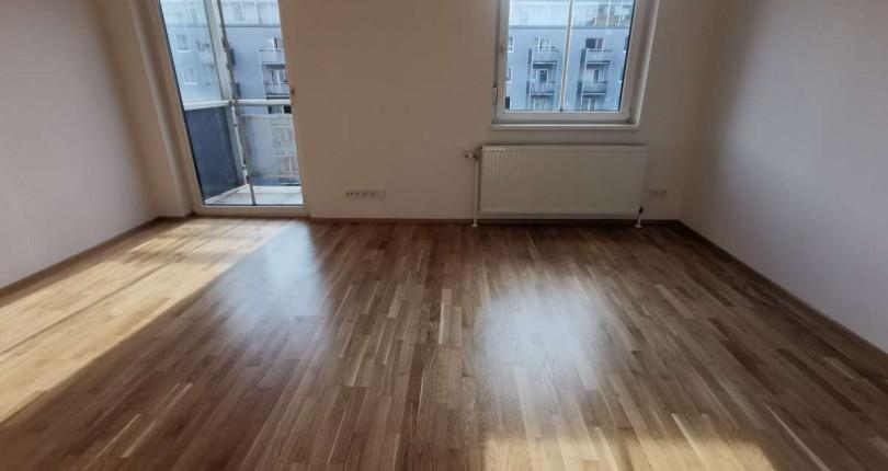 UNTER 600€: Erstbezug: 1 Zimmerwohnung mit Loggia