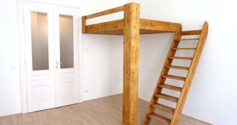 NUR 440€: Helle 1 Zimmerwohnung