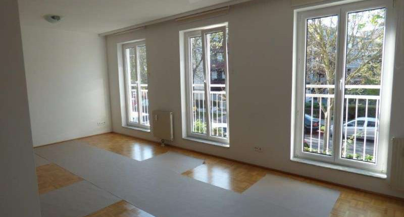 UNTER 600€: SCHÖNE 45 m² GROSSGARCONNIERE in NEUBAU