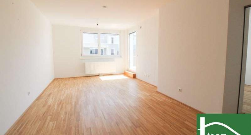 PROVISIONSFREI: 2 Zimmerwohnung mit Balkon ERSTBEZUG unter 800€