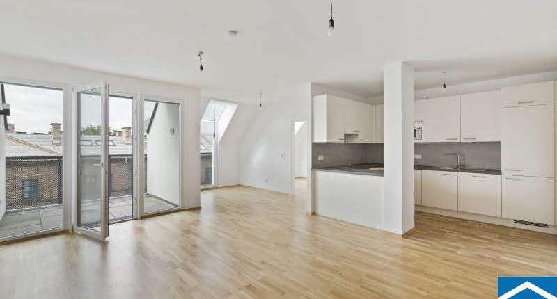 Erstbezug: 2 Zimmerwohnung mit Balkon nur 750€