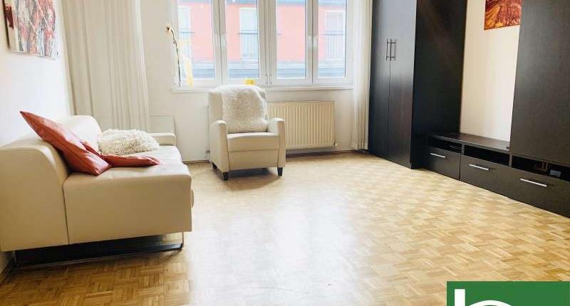 UNTER 800€: 3 Zimmerwohnung in guter Lage