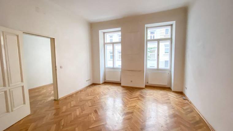 2 Zimmer Mietwohnung in guter Lage unter 500€