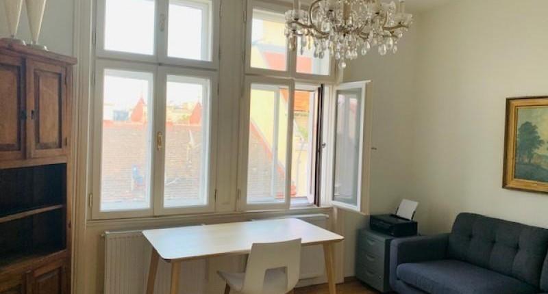 Sehr hübsche 1 1/2 Zimmer SINGLE – Altbauwohnung unter 650€