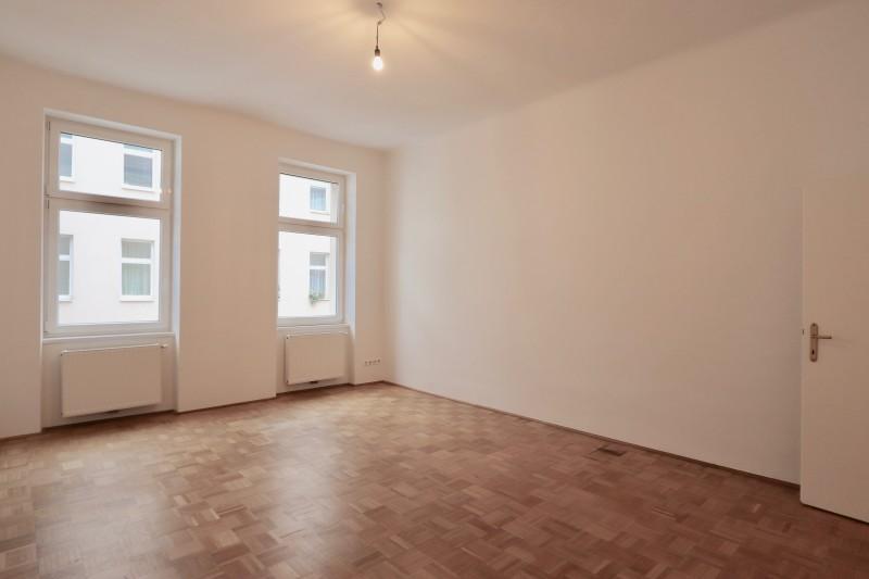 UNTER 700€: Hofseitige, schöne 3-Zimmer Wohnung Nähe Augarten