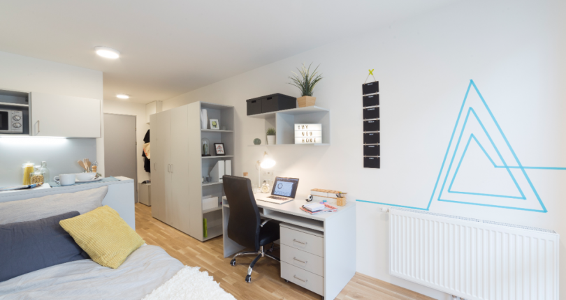 Möbliertes Apartment Dresdner Straße / HousingAnywhere