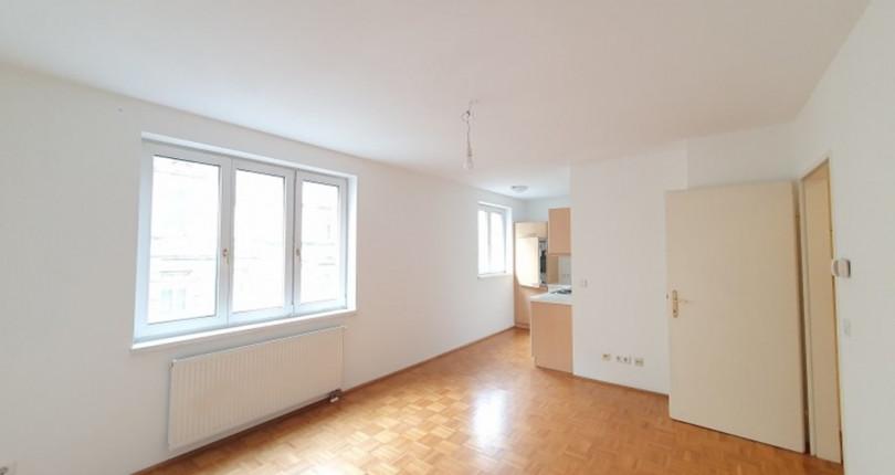 Praktische 2-Zimmer-Mietwohnung in Wien-Landstraße
