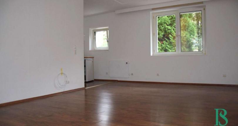 UNTER 500€: Feines, kleines Appartement – Blick ins Grüne