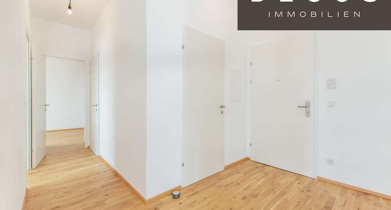 PROVISIONSFREI: 2 Zimmer Neubauwohnung mit Balkon
