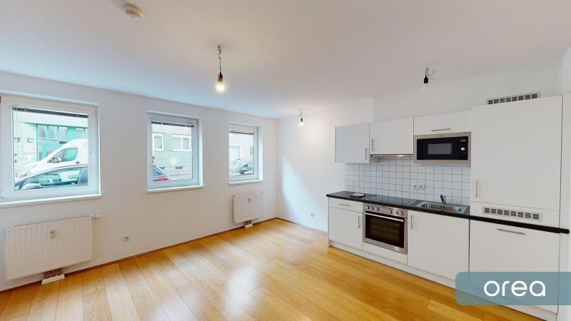 NUR 450€: Gemütliche 1 Zimmer-Wohnung